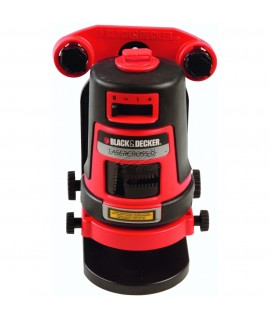 Nivela laser BLACK&DECKER LZR6