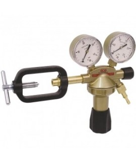 0780863 Reductor de presiune pentru butelie de acetilena GCE