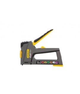 STANLEY Capsator FatMax® TR 75 6in1 distanta reglabila / cabluri/ cuie fara cap