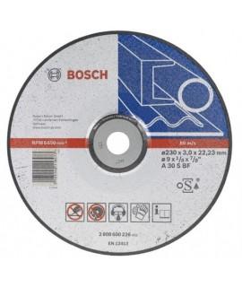 Set 25 discuri taiere metal Bosch - cu degajare