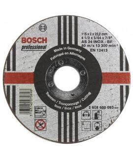 Set 25 discuri taiere inox Bosch