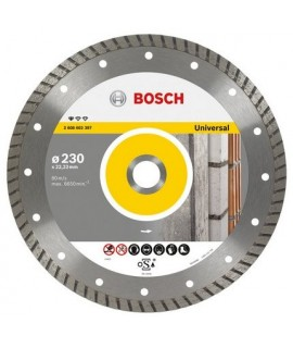 UPE - disc dia. universal, economic, Bosch