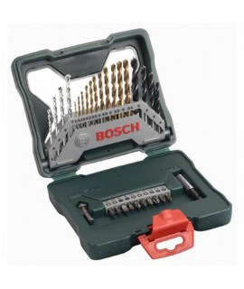 Set 30 de accesorii Bosch X-LINE
