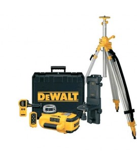 DW079PKH Nivela laser rotativa DEWALT