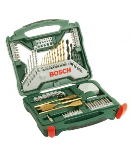 Set 70 de accesorii Bosch X-LINE
