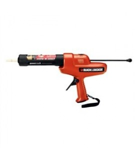 CG100 Pistol electric pentru tuburi silicon BLACK&DECKER