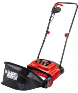 GD300 Masina de greblat gazon BLACK&DECKER
