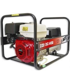 WAGT 220 DC HSB Generator de curent AGT