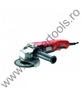 Polizor unghiular 1200 W disc 125 mm BLACK DECKER KG1200