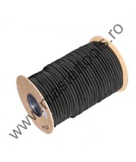 VOREL Funie polipropilena elastica neagra