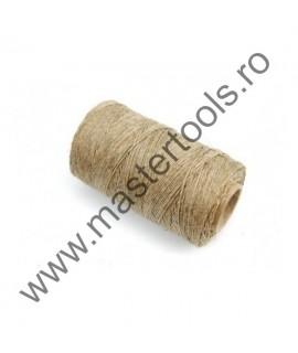 VOREL Sfoara din fibre naturale de in