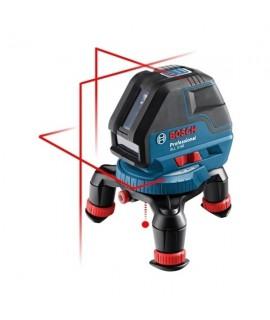 BOSCH GLL 3-50 multiline laser Nivela laser linii  cu mini-trepied rotativ 0601063800