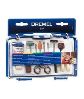 Set multifunctional 687 DREMEL
