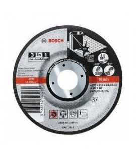 Disc 3 in 1 BOSCH