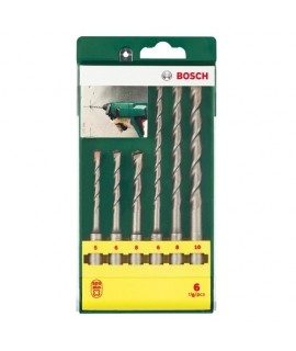 Set 6 burghie SDS PLUS BOSCH