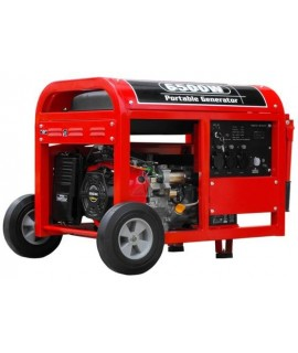 ML8000 ES - Generator monofazat cu cadru deschis AGT
