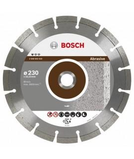 Disc diamantat Professional for Abrasive BOSCH