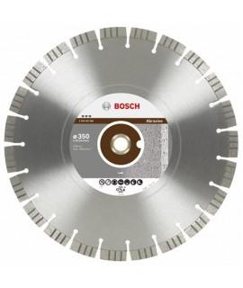 Disc diamantat Best for Abrasive BOSCH