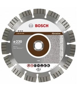 Disc diamantat pentru materiale abrazive Best for Abrasive BOSCH