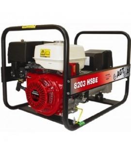AGT 8203 HSBE Premium Line  - Generator de curent AGT