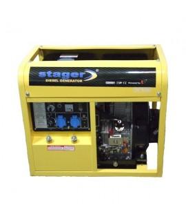 Stager DW190AE - electrogenerator cu sudura