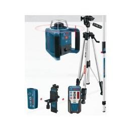 Nivela laser rotativa GRL 300 HV + stativ BT 170 si rigla GR 240