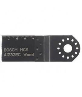 Panza pentru ferastrau cu intrare directa in material AIZ 32 EC BOSCH
