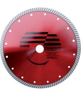 Disc diamantat pentru utilizare mixta ZENEZIS Turbo DIATECH