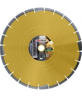 Disc diamantat pentru beton si asfalt COMBO DIATECH