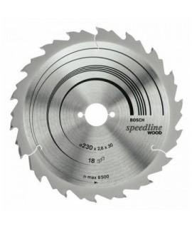 Bosch SpeedLine Wood - disc pentu lemn