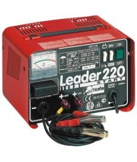 Leader 220 Start 230V 12-24V