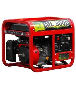 ML 3000- Generator monofazat cu cadru deschis AGT
