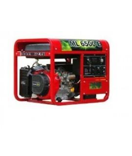 ML 6500 E - Generator monofazat cu cadru deschis AGT