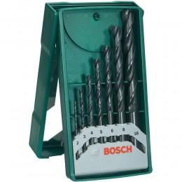 2607019673 Set X-line burghie pentu metal 7buc. Bosch