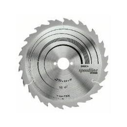2608640800 Disc SPEEDLINE 190x30x2,6mm Bosch