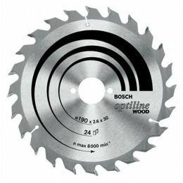 2608641188 Disc fierastrau circular Bosch