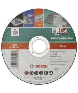 Discuri de taiere multiconstruction Bosch