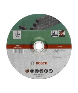 Discuri taiere piatra cu degajare Bosch