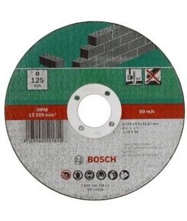 Discuri taiere piatra, plane Bosch