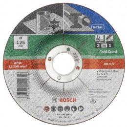 Discuri pentru taiere metal si inox Bosch