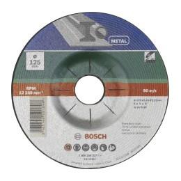Discuri pentru degrosare metal Bosch