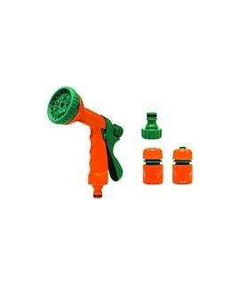 89208 Pistol pentru stropit multijet cu accesorii Vorel