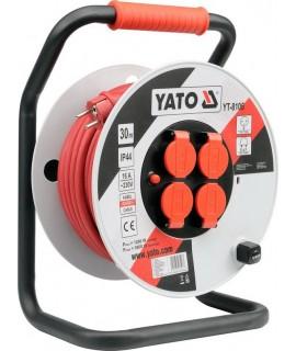 YT-8108 Prelungitor pe tambur 50m Yato