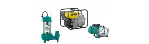 Pompe electrice si motopompe
