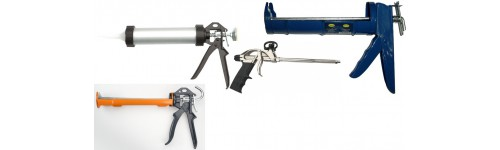 Pistol si spatule silicon