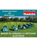 Oferta Masini de gradina cu motor termic si electric Primavara-Vara Makita 2021