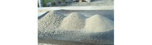 Nisip profesional pentru sablat