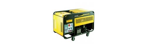 Generatoare electrice pentru sudare