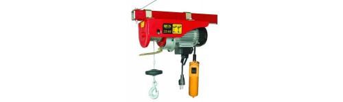 Sisteme de ridicare, palane manuale si electrice, vinci-uri etc.